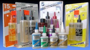 Hobby Glues & Adhesives